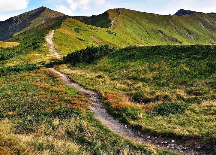205 km cyklotrás okolo Tatier s výhľadmi !
