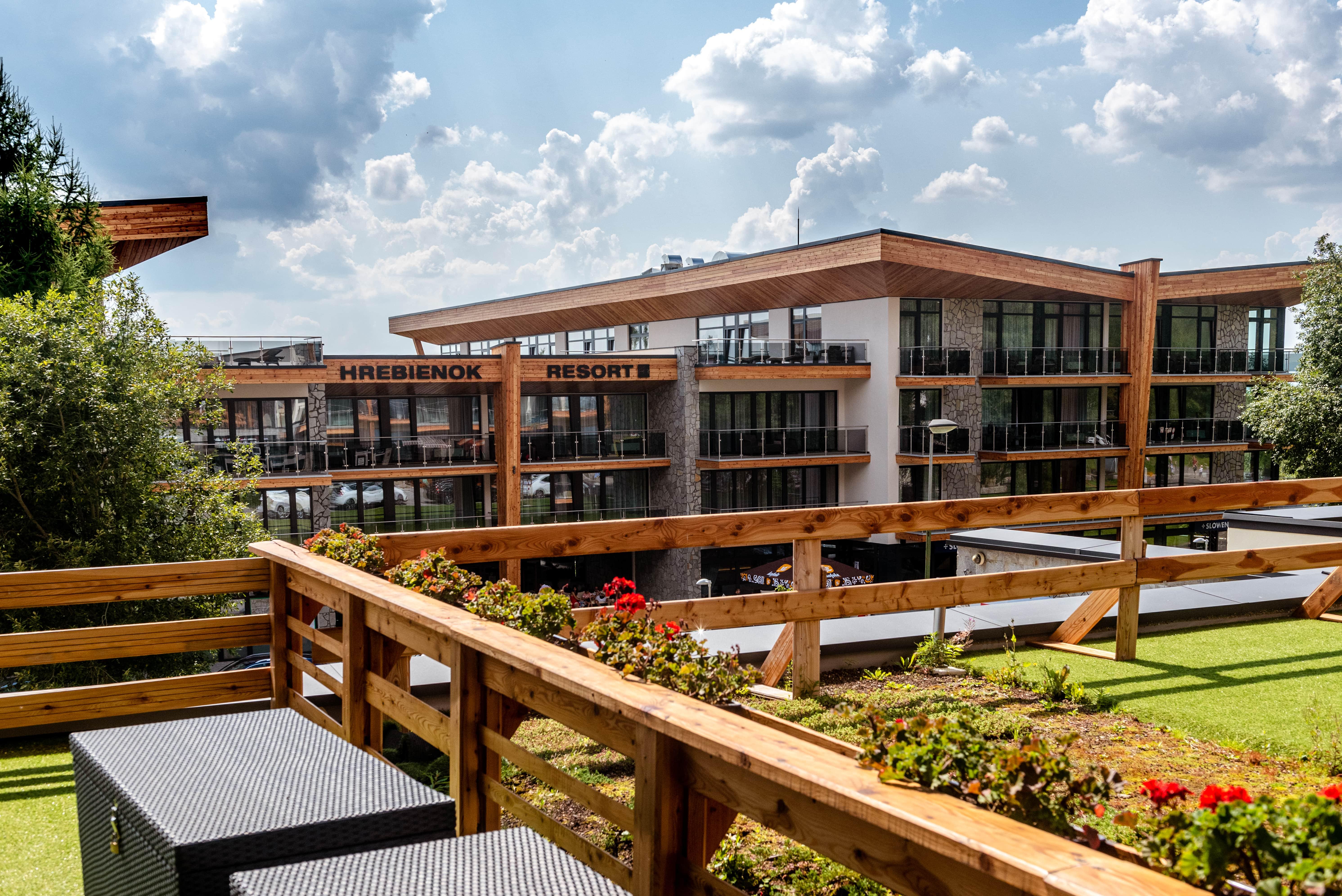 Hrebienok Hotel Resort