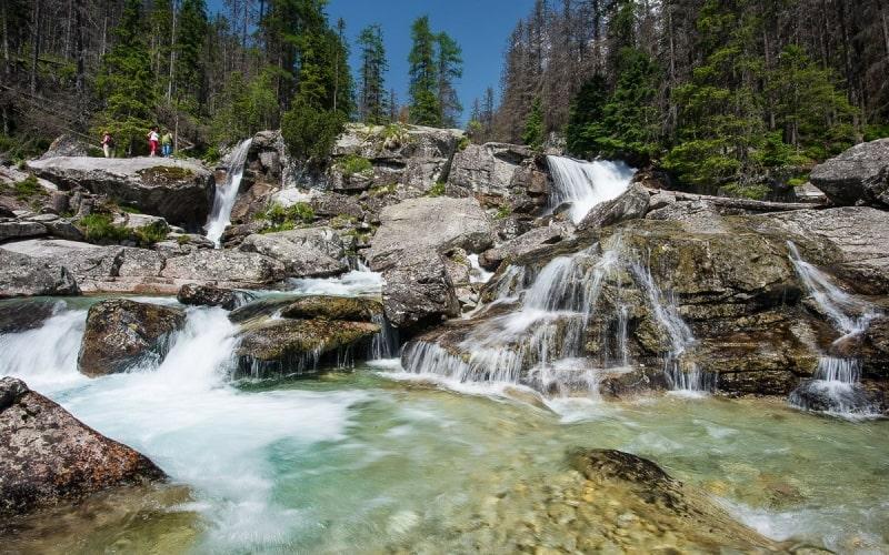 Veľký Studenovodský vodopád